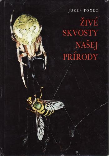 Živé skvosty našej prírody / Josef Ponec, 1973 slovensky