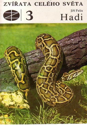 Zvířata celého světa 3, Hadi / Ivan Heráň, 1981