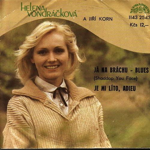 SP Helena Vondráčková, Já na bráchu - Blues, 1981