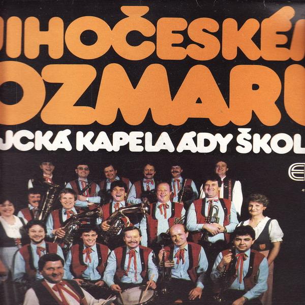 LP V jihočeském rozmaru, Budějovická kapela Ády Školky, 1990