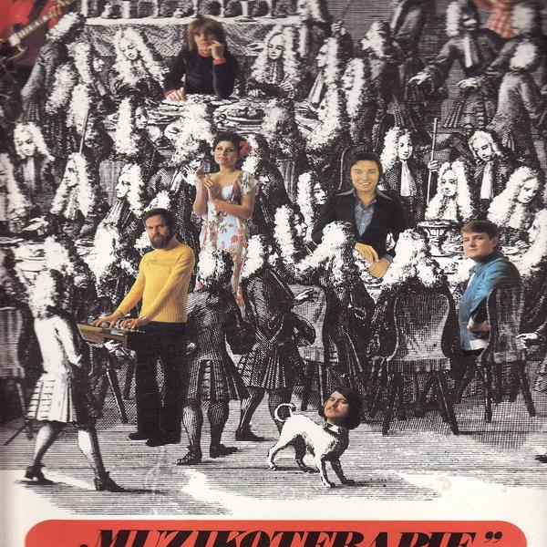LP Muzikoterapie, Ladislav Štaidl a sólisté jeho orchestru, 1977