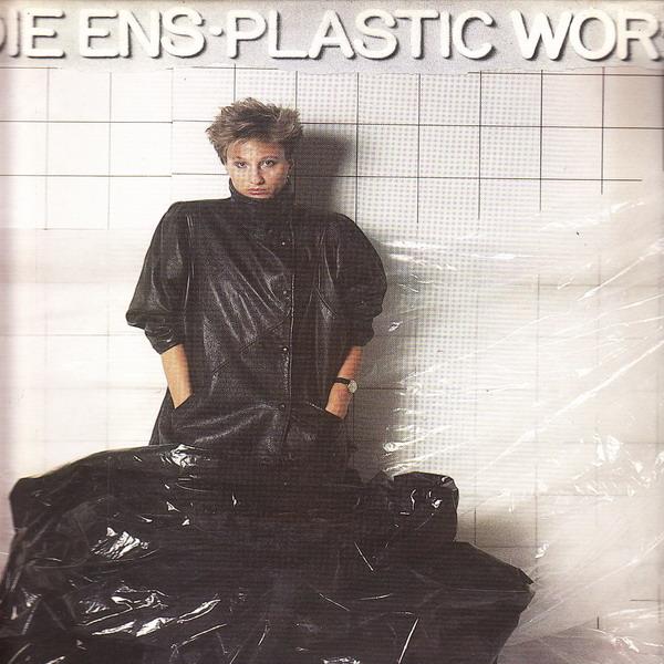 LP Goldie Ens, Plastic World, 1985