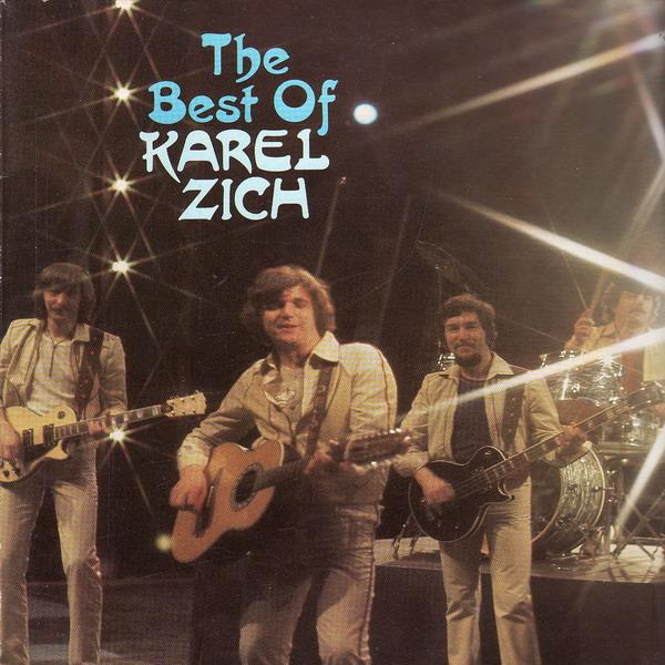 LP Karel Zich, The Best Of, 1981