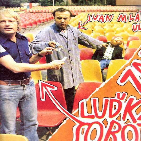 LP Ivan Mládek uvádí zase Luďka Sobotu, 1982 Panton