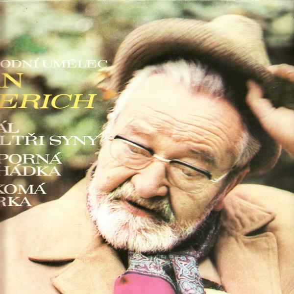 LP Jan Werich, Král měl tři syny, Úsporná pohádka, Lakomá Barka, 1977