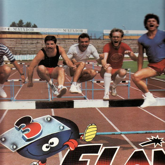 LP Elan 3. Opus, 1983