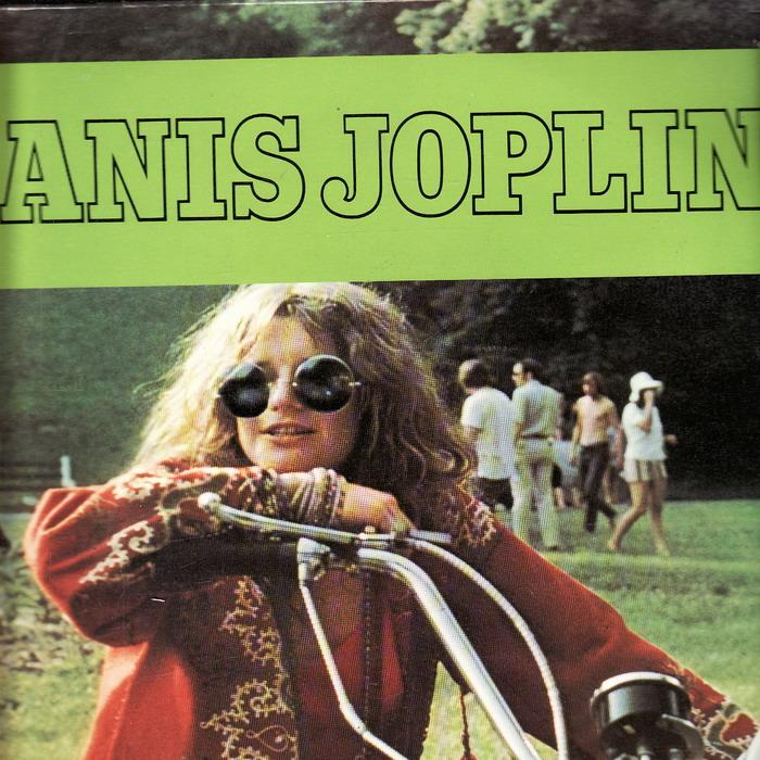 LP Janis Joplin, 1977, CBS, Supraphon