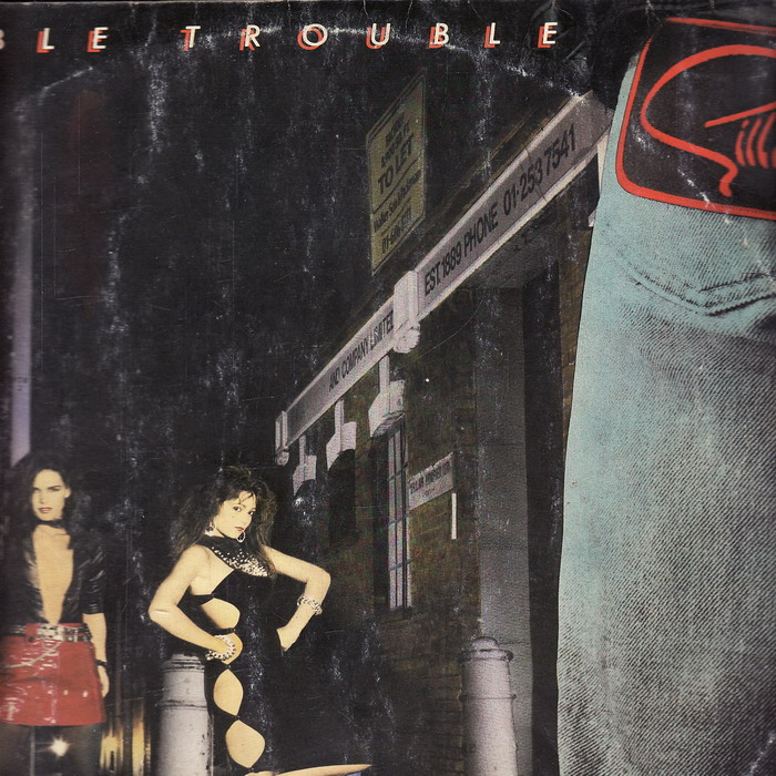 LP Gillan, Double Trouble, 1981, Jugoton, 2album