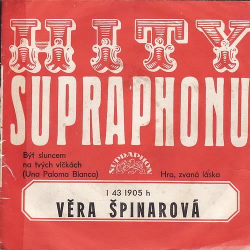 SP Věra Špinarová, Být sluncem na tvých víčkách, Hra zvaná láska, 1975