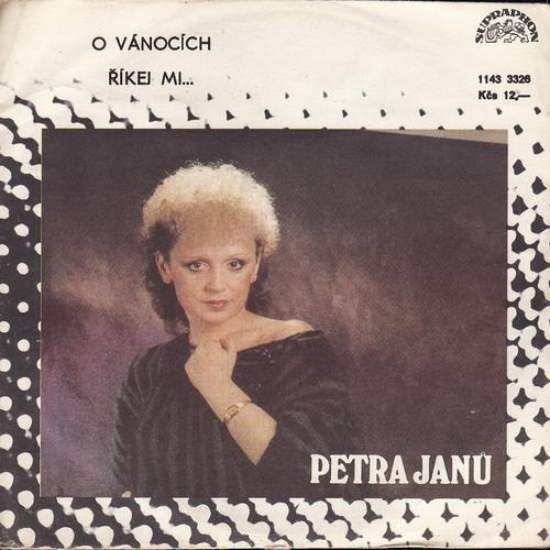 SP Petra Janů, O vánocích, Říkej mi, 1986