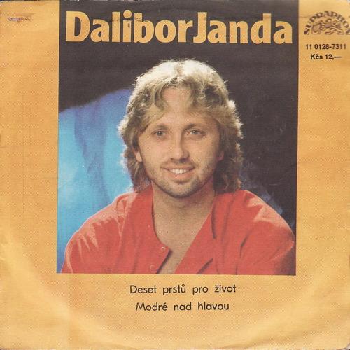 SP Dalibor Janda, 1988, Deset prstů pro život, Modré nad hlavou