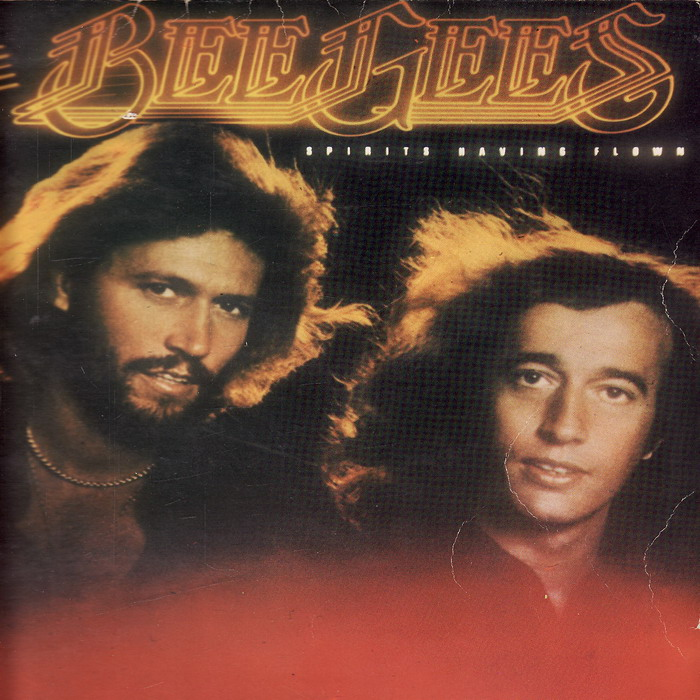 LP Bee Gees, Spirits Havins Flown, 1979 RSO Records, 2album