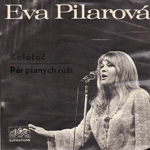 SP Eva Pilarová, 1971, Kolotoč, Pár planých růží