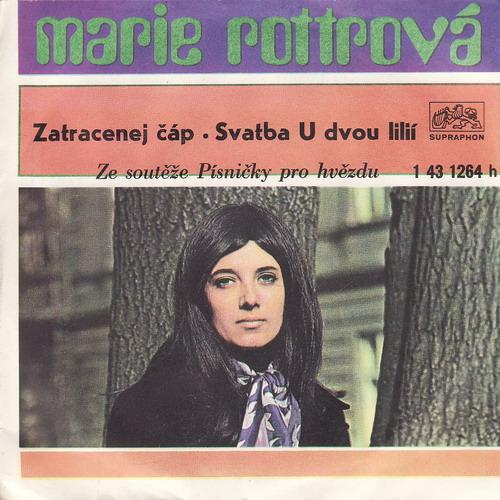 SP Marie Rottrová, 1971, Zatracenej čáp, Svatba U dvou lilií