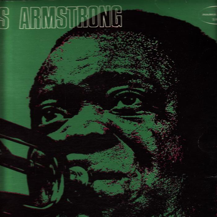 LP Louis Armstrong, Live recording, 1962, Poland