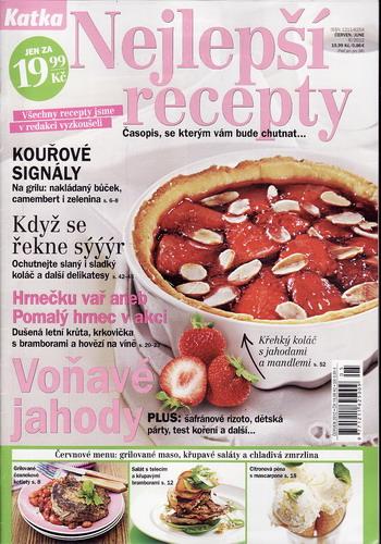 Katka 2012/06 Nejlepší recepty