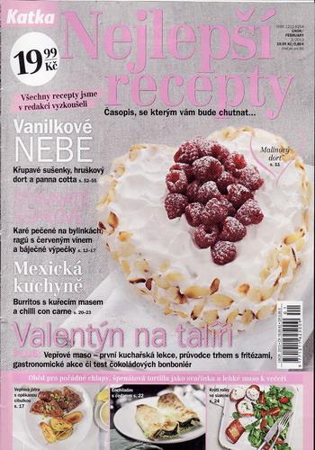 Katka 2013/02 Nejlepší recepty