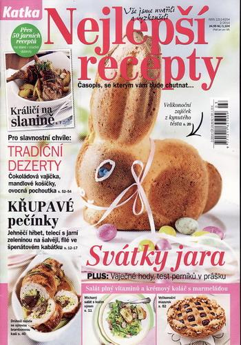Katka 2014/02 Nejlepší recepty
