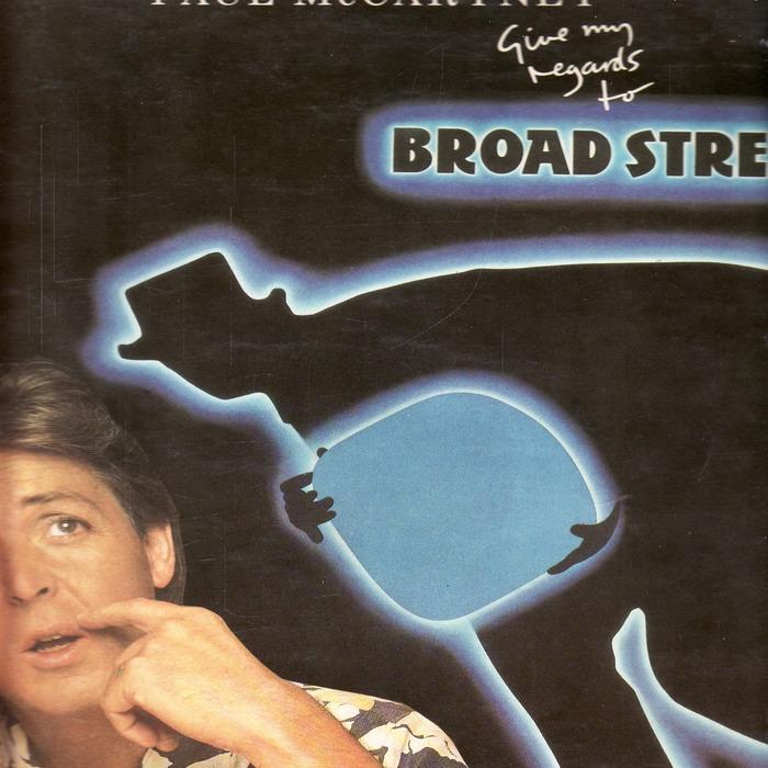 LP Paul McCartney, Broad Street, 1984