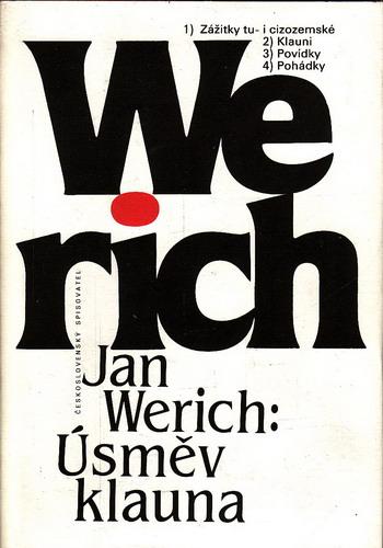 Úsměv klauna / Jan Werich, 1984
