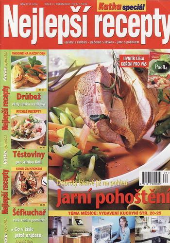 Katka 2002/04 Nejlepší recepty