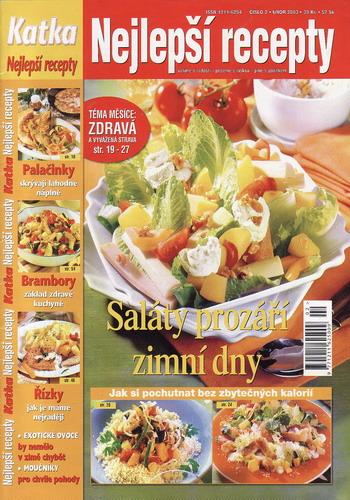 Katka 2003/02 Nejlepší recepty