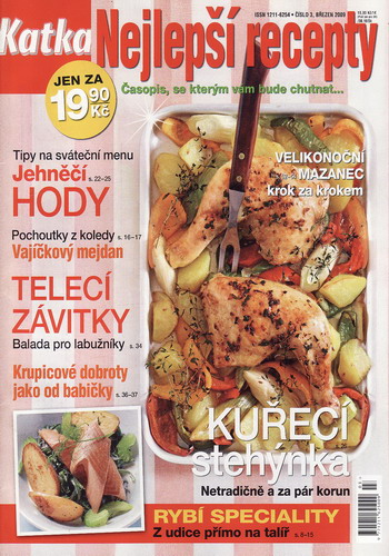 Katka 2009/03 Nejlepší recepty