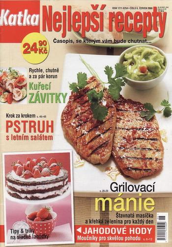 Katka 2009/06 Nejlepší recepty