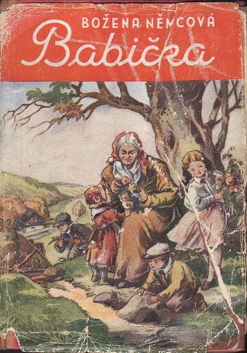 Babička / Božena Němcová, 1940, il. Pavel Černý