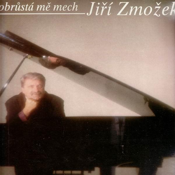 LP Zdá se, že obrůstá mě mech, Jiří Zmožek 7, Carmen, 1992