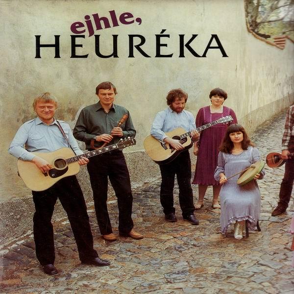 LP Ejhle, Heuréka, Panton, 1984