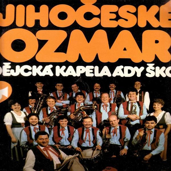 LP V jihočeském rozmaru, Budějovická kapela Ády Školky, 1990, Edit