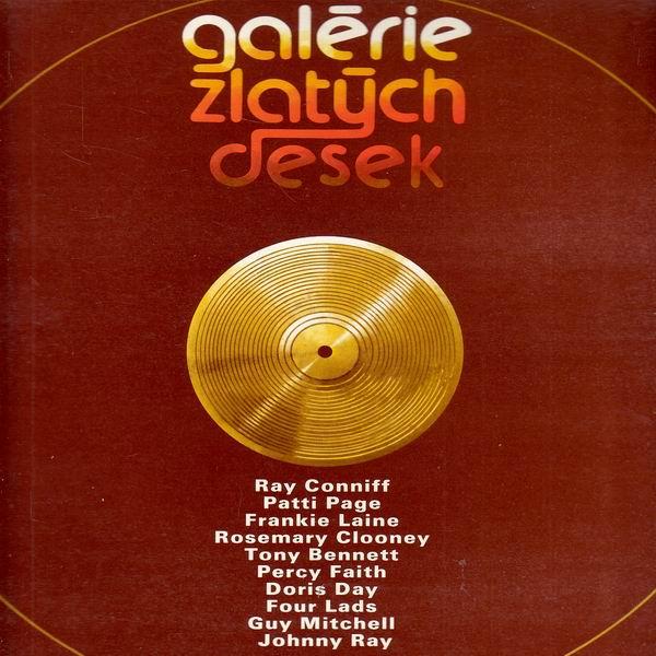 LP Galerie zlatých desek, 1983. Supraphon