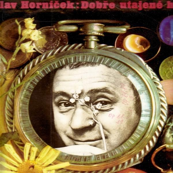 LP 2album Dobře utajené housle, Miroslav Horníček, 1972
