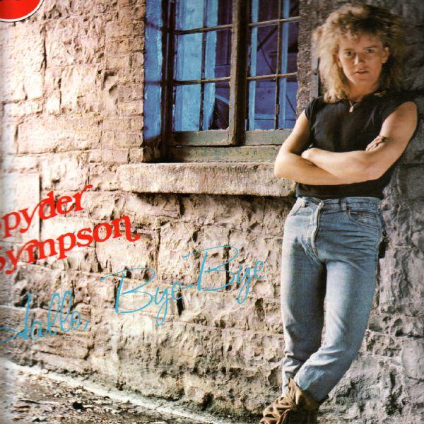 LP Spyder Sympson, Hallo, Bye Bye, 1987