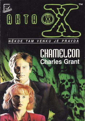 Akta X, Chameleon / Charles Grant, 1995