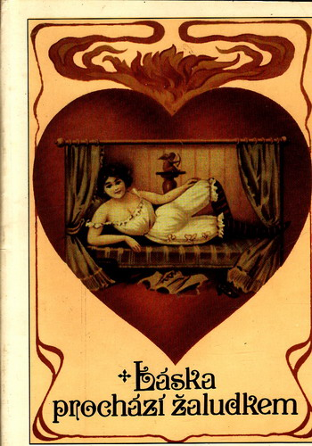 Láska prochází žaludkem aneb kuchařka pro milence, 1991