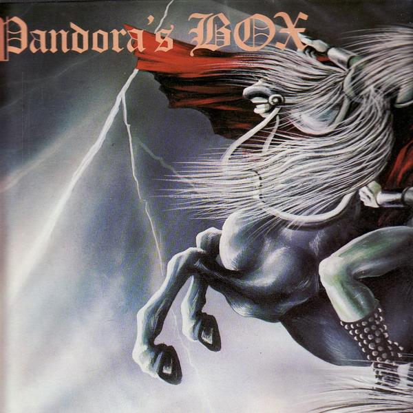 LP Pandora´s Box, 1983, Hungary