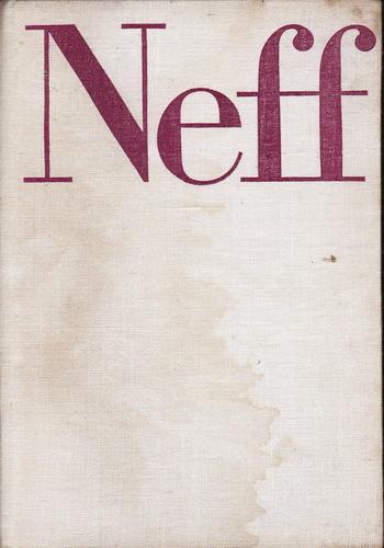 Sňatky z rozumu / Vladimír Neff / (1) 1969
