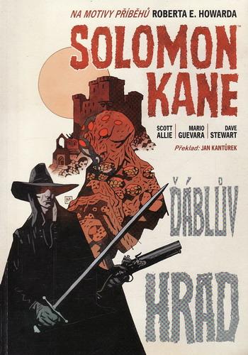 Solomon Kane / Ďáblův hrad, 2010, Komiks