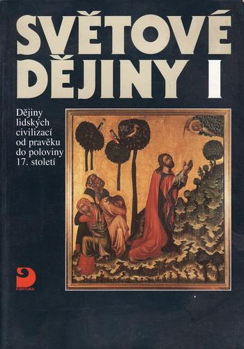 Světové dějiny i. / Vrastislav Čapek, Jaroslav Pátek, 1998