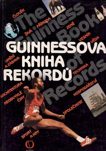 Guinnessova kniha rekordů, člověk, živá příroda, umění a zábava, země, vesmír...