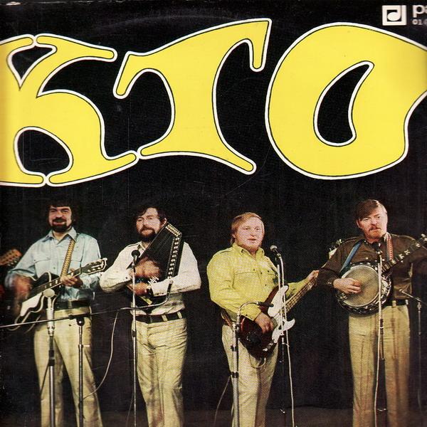 LP KTO, Kamarádi Táborových Ohňů, 1971, Panton