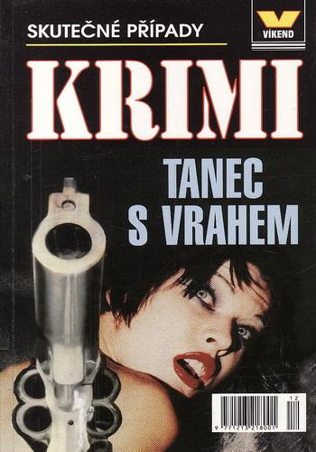 Tanec s vrahem / krimi, kol. autorů, 2006