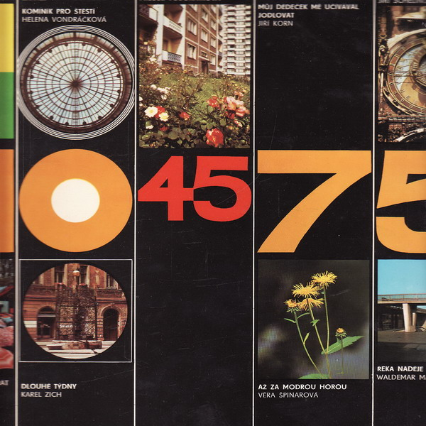 LP Hifi 10/45 na ´75, Supraphon, 1975