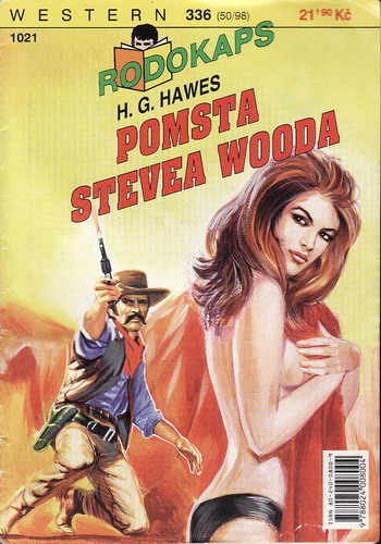 1021 Rodokaps, Pomsta Stevea Wooda, H.G.Hawes, 1998