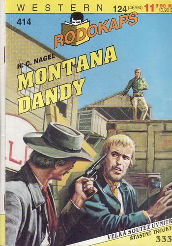 0414 Rodokaps, Montana Dandy, H.C.Nagel, 1994