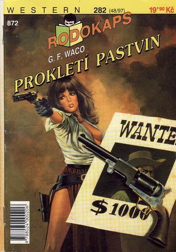 0872 Rodokaps, Prokletí pastvin, G.F.Waco, 1997