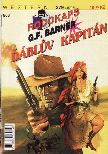 0863 Rodokaps, Ďáblův kapitán, G.F.Barner, 1997