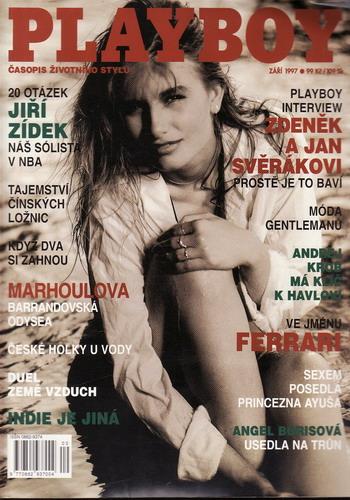 1997/09 časopis Playboy